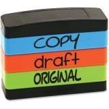U.S. Stamp & Sign Copy Message Stamp Set