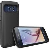 TAMO Samsung S6 Extended Battery Case - Black, 3500 mAh