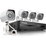 Zmodo 4 Channel Complete sPoE NVR Surveillance System w/ 1TB HDD