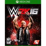 Take-Two WWE 2K16