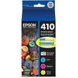 Epson Claria T410 Original Ink Cartridge - Cyan, Magenta, Yellow, Photo Black