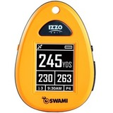 Izzo SWAMI Golf GPS Navigator - Orange - Portable