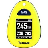 Izzo SWAMI Golf GPS Navigator - Yellow - Portable