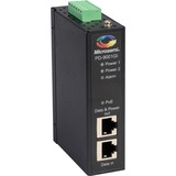 Microsemi Single Port 30W Industrial PoE Midspan
