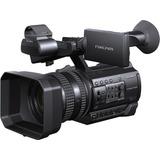 """Sony NXCAM HXR-NX100 Digital Camcorder - 3.5"""" LCD - Exmor R CMOS - Full HD"""