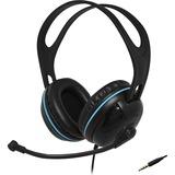Andrea EDU-455M Over-Ear (Circumaural) Stereo Mobile Headset