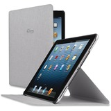 Solo Millennia Carrying Case for iPad Air - Titanium