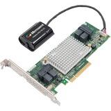 Microchip Adaptec 81605Z 12 Gbps Gen 3 SAS/SATA RAID Adapter