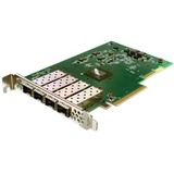Solarflare Flareon SFN7004F Quad-Port 10GbE PCIe 3.0 Server I/O Adapter