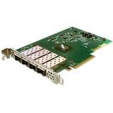 Solarflare Flareon SFN7004F Quad-Port 10GbE PCIe 3.0 Server I/O Adapter