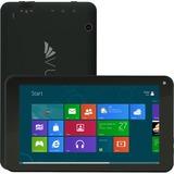 "Vulcan Journey VTA0703 16 GB Tablet - 7"" 128:75 Multi-touch Screen - 1024 x 600 - Intel Atom Z3735G Quad-core (4 Core) 1.33 GHz - 1 GB DDR3 SDRAM HHD - Windows 10"