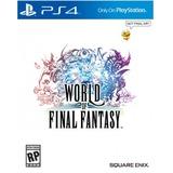 Square Enix WORLD OF FINAL FANTASY