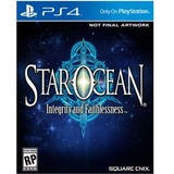Square Enix Star Ocean: Integrity and Faithlessness