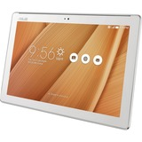 "Asus ZenPad 10 Z300C-A1-MT 16 GB Tablet - 10"" - In-plane Switching (IPS) Technology, Tru2Life - Wireless LAN - Intel Atom x3 x3-C3200 Quad-core (4 Core) 1.20 GHz - Aurora Metallic"