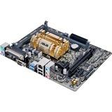 Asus N3050M-E Desktop Motherboard - Intel Chipset - Socket BGA-1170 - Intel Celeron N3050 Dual-core (2 Core) 2.16 GHz