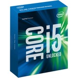 Intel Core i5-6600K Processor 3.5GHz 6MB Cache LGA1151 Boxed Without Heatsink and Fan