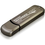 Kanguru Defender3000 FIPS 140-2 Level 3, SuperSpeed USB 3.0 Secure Flash Drive, 4G
