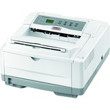 Oki B4600N LED Printer - Monochrome - 600 x 2400 dpi Print - Plain Paper Print - Desktop