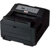Oki B4600 LED Printer - Monochrome - 600 x 2400 dpi Print - Plain Paper Print - Desktop