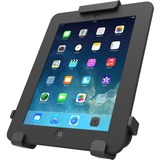Universal Tablet Rugged Case Holder - Locking Rugged Case Mount Fits Any Tablet