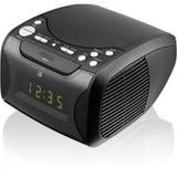 GPX Desktop Clock Radio - Apple Dock Interface - Proprietary Interface