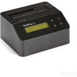 """StarTech.com USB 3.0 Standalone Eraser Dock for 2.5"""" and 3.5"""" SATA SSD/HDD Drives"""