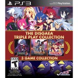 Atlus The Disgaea Triple Play Collection