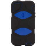 Griffin Survivor All-Terrain Carrying Case for iPhone 5, iPhone 5S - Black, Blue