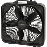 """Lasko 20"""" Weather-Shield Select Box Fan with Thermostat"""