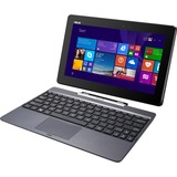 "Asus Transformer Book T100HA-C4-GR 10.1"" 2 in 1 Netbook - Intel Atom x5 x5-Z8500 Quad-core (4 Core) 1.44 GHz - 4 GB - Windows 10 - 1280 x 800 - In-plane Switching (IPS) Techno ...(more)"