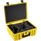 B&W International Carrying Case for Quadcopter - Yellow