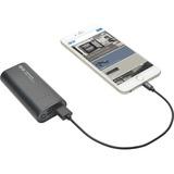 Tripp Lite Portable 1-Port USB Battery Charger Mobile Power Bank 5.2k mAh