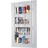 Grayline Housewares Media Storage Rack
