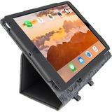 Gecko Gear Grip Carrying Case (Folio) for iPad Air, iPad Air 2 - Black