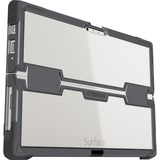 OtterBox Symmetry Series Folio Keyboard/Cover Case (Folio) for Tablet - Slate Gray