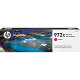 HP 972X   PageWide Cartridge High Yield   Magenta   Works with HP PageWide Pro 452 Series, 477 Series, 552dw, 577 Series   L0S01AN