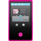 Ematic EM318VID 8 GB Pink Flash Portable Media Player