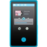 Ematic EM318VID 8 GB Blue Flash Portable Media Player
