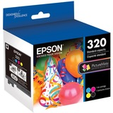 EPSON T320 Standard Capacity Magenta (T320) for select Epson PictureMate Printers
