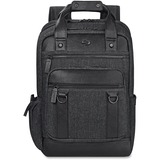 """Solo Executive Carrying Case (Backpack) for 15.6"""" Notebook - Black, Gray"""