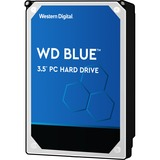 WD Blue 6 TB 3.5-inch SATA 6 Gb/s 5400 RPM PC Hard Drive