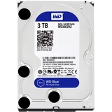 WD Blue 3 TB 3.5-inch SATA 6 Gb/s 5400 RPM PC Hard Drive