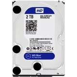 WD Blue 2 TB 3.5-inch SATA 6 Gb/s 5400 RPM PC Hard Drive