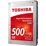 "Toshiba P300 500 GB 3.5"" Internal Hard Drive"