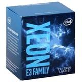 Intel Xeon Processor 3.5 4 BX80662E31240V5