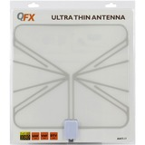 QFX HD/DTV Ultra Thin Transparent Antenna