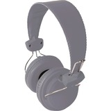 Hamilton Buhl Headset with In Line Microphone Gray