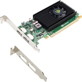 PNY Quadro NVS 310 Graphic Card - 1 GB DDR3 SDRAM - PCI Express 2.0 x16 - Low-profile - Single Slot Space Required