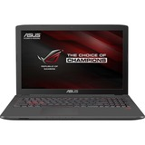 """ROG GL752VW-DH71 17.3"""" (In-plane Switching (IPS) Technology) Notebook - Intel Core i7 (6th Gen) i7-6700HQ Quad-core (4 Core) 2.60 GHz - Metallic Gray"""