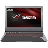"ROG G752VY-DH78K 17.3"" (In-plane Switching (IPS) Technology) Notebook - Intel Core i7 i7-6820HK Quad-core (4 Core) 2.70 GHz - Copper Silver, Gray"
